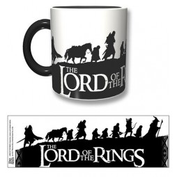 Lord Of The Rings - LOTR FELLOWSHIP OF THE RING - Tazza - Mug Cup - 2BNerd