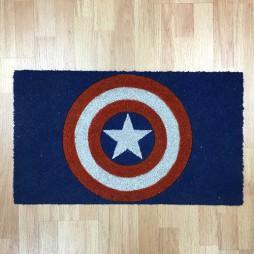 Marvel Comics - Doormat - Zerbino - Captain America - Shield - SD Toys