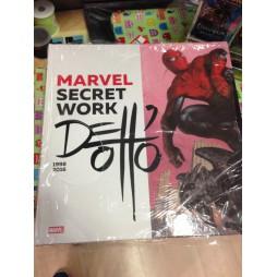 Marvel Secret Work Dell'Otto (1998 – 2016) – Edizione Limitata e Autografata Dall\'autore