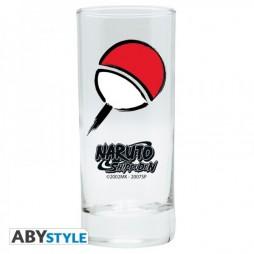 Naruto Shippuden - Bicchiere - UCHIHA Clan Symbol