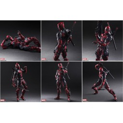Play Arts Kai - Variant Play Arts Kai - Marvel Universe - Deadpool