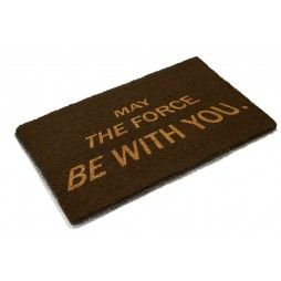 Star Wars - Doormat - Zerbino - May The Force Be With You - SD Toys
