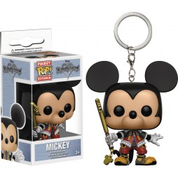Pocket POP! Disney - Kingdom Hearts - Mickey - Vinyl Figure Keychain
