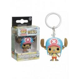 Pocket POP! Shonen Jump - One Piece - Tonytony. Chopper - Vinyl Figure Keychain