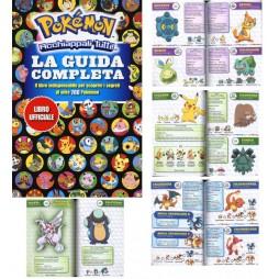 Pokemon (Acchiappali Tutti) - La guida completa - Mondadori - Libro Ufficiale - Brossura