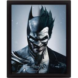 Poster 3D Lenticolare - Dc Comics - Batman - Poster - Batman and Joker