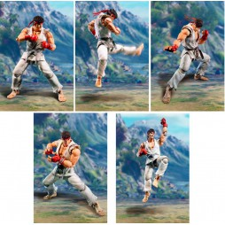 S.H. Figuarts Street Fighter 5 - Ryu Action Figure