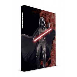 Star Wars - Light And Sound Notebook - Darth Vader With Liightsaber