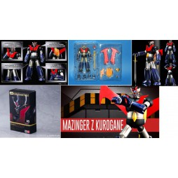 Super Robot Chogokin - Mazinga Z - Mazinger Z - Kurogane Finish Tamashi Nations Exclusive