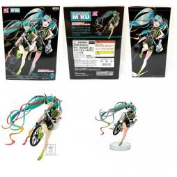 Vocaloid Hatsune Miku - SQ Figure - Hatsune Miku Racing Version 2016