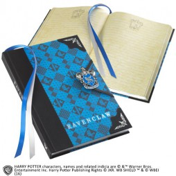 Harry Potter - Ravenclaw JOURNAL - Notebook - Diario Segreto - Ravenclaw Crest