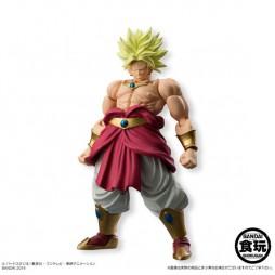 Dragon Ball Shodo Neo - Broly Action Figure