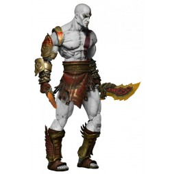 God Of War III- Kratos - Ghost Of Sparta Neca - Player Select