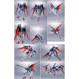 Metal Robot - The Robot Spirits - ZGMF - X42S Destiny Gundam