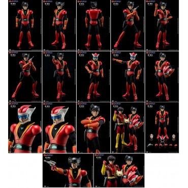 Great Mazinger - Grande Mazinga - Tetsuya Tsurugi - DFS069 - 1/8 Scale - Die Cast/PVC - Action Figure