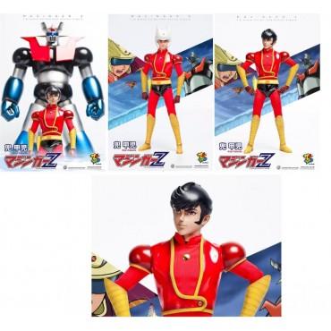 Mazinger Z - Mazinga Z - Koji Kabuto - Zc World - 1/6 Scale - Action Figure