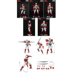 5 PRO STUDIO - Mega Hero Collection - MHC 01 - Tekkaman Action Figure