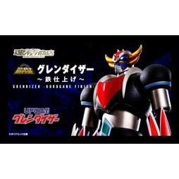 Super Robot Chogokin - Goldrake - Ufo Robot Grendizer - Kurogane Finish Tamashi Web Exclusive