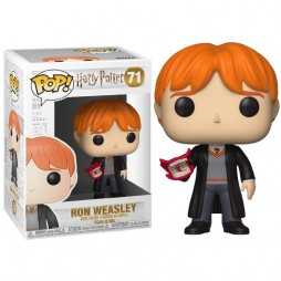 POP! Harry Potter 071 Ron Weasley With Howler Vinyl Figure