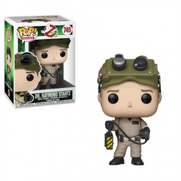 POP! Movies 745 Ghostbusters 35th Ann. Dr. Raymond Stantz 4-inch Vinyl Figure
