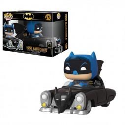 POP! Rides 277 DC Comics Super Heroes Batman on 1950 Batmobile 80 Years 4-inch Vinyl Deformed Figure