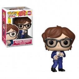 POP! Movies 643 Austin Powers - Austin Powers Vinyl Figure