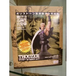 Fist Of The North Star - Hokuto No Ken - NANTO - DIORAMA COMPONIBILE - 05 Thouzer (Sauzer) - 2nd Color Edition