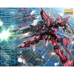 MG Master Grade - Seed Z.A.F.T. Mobile Suit GAT X-303 AEGIS Gundam 1/100