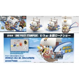 One Piece - DX Figure - The Grandline Ships - Thousand Sunny Stampede Fly