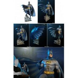 DC Comics - Batman - Tweeterhead/Sideshow Collectibles - Super Powers Collection - Maquette Statue - Batman