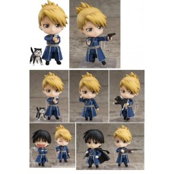 Nendoroid - 906 - Full Metal Alchemist - Action Figure - Riza Hawkeye
