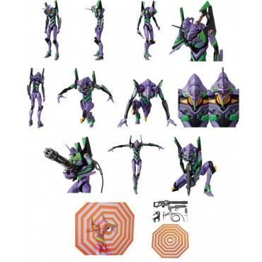 Neon Genesis Evangelion - MAF EX - Miracle Action Figure - Evangelion Unit-01 16 cm