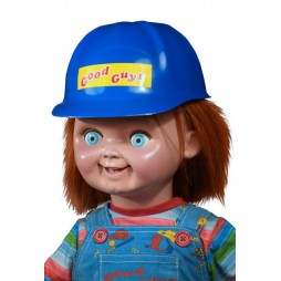 Chucky La Bambola Assassina - Child's Play 2 - 1:1 Lifesize Prop Replica - Good Guy Chucky Helmet (Accessorio a Grandezz
