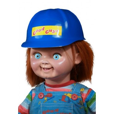 Chucky La Bambola Assassina - Child\'s Play 2 - 1:1 Lifesize Prop Replica - Good Guy Chucky Helmet (Accessorio a Grandezz