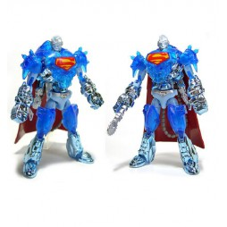 Microman 37 - Superman - Cyborg Superman
