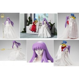 Saint Seiya - I Cavalieri dello Zodiaco - Myth Cloth - God Abel & Athena - Box Set Memorial Deluxe