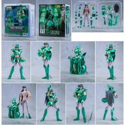 Saint Seiya - I Cavalieri dello Zodiaco - Saint Cloth Myth Revival - Shiryu Dragon - Sirio il Dragone V1 Revival Ver.