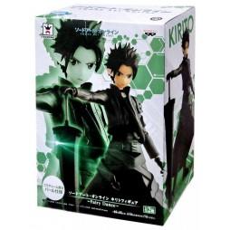 Sword Art Online - High Grade Figure - Fairy Dance - Kirito All Black Ver. Figure