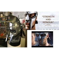 Gladiator - Il Gladiatore - 1/1 SCALE Helmet - Maximus Decimus Meridius
