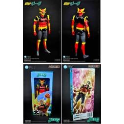 Kotetsu Jeeg - Jeeg Robot D\'Acciaio - HL PRO - Vinyl Figure Collection Cyborg 2 Ver Hiroshi Shiba - 9 inch Action Figure