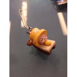 One Piece - Strap - Deformed Figure Celphone Strap - Chopperman Childhood - SET - 03