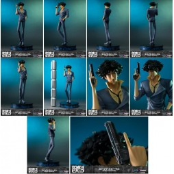 Cowboy Bebop - First 4 Figures Statue 52 cm (20,4 Inches) - 1/4 scale Statue - Spike Spiegel - Limited Ed. 392 pz./Mondo