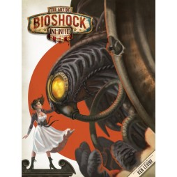Bioshock:The Art of Bioshock Infinite - Hardcover