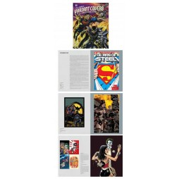 DC Comics - Variant Covers The Complete Visual History - Art Book - Hard Cover