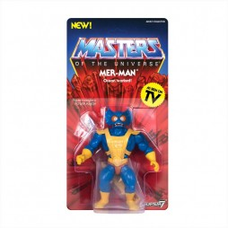 MOTU - Masters Of The Universe - Vintage Collection Action Figure - Wave 3 - Mer-Man