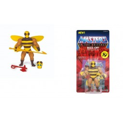 MOTU - Masters Of The Universe - Vintage Collection Action Figure - Wave 4 - Buzz Off