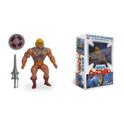 MOTU - Masters Of The Universe - Vintage Collection Action Figure - Wave 4 - Japanese Box He-Man
