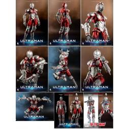 Ultraman - Three Zero 1/6 scale Action Figure - Anime Series Ultraman Suit