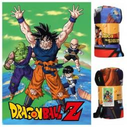 Dragon Ball - Polar Blanket - Coperta in Pile - Character Cast - Cast Namek di Dragon Ball - SD Toys