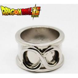 Dragon Ball Super - 1/1 Scale Prop Replica - Anello Del Tempo - Black Gokou Ring